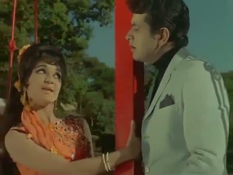 Resham Ki Dori Ho Kahaan Jaiho - [Old is Gold] Manoj Kumar, Asha Parekh - Sajan (1969)