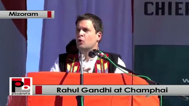 Rahul Gandhi: Agriculture is the backbone and our policies making it strong