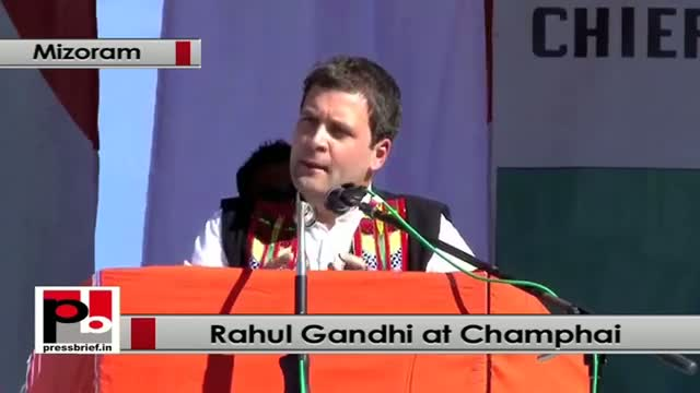 Rahul Gandhi: Congress will ensure no one is left out from our welfare schemes