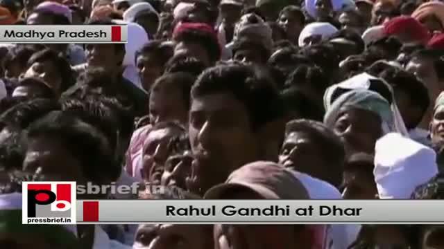 Rahul Gandhi: BJP ignores poor, thinks elite people run the country
