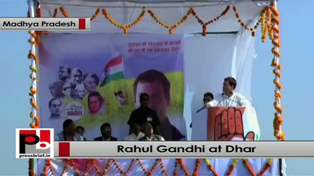 Rahul Gandhi: BJP tried to block UPA's schemes which meant for the poor