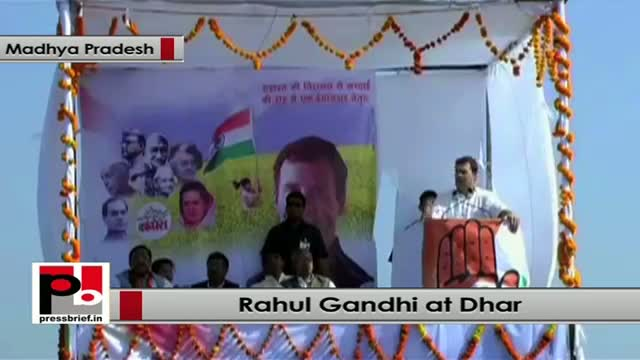 Rahul Gandhi: We are doing everything possible to break the 'wall' of poverty