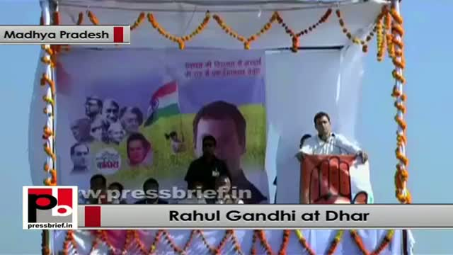 Rahul Gandhi: Real power is within the farmers, youth, women and poor