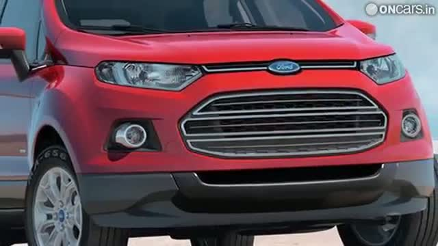 Bookings for Ford EcoSport to open in June