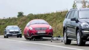 2013 Mercedes Benz S-class won't have a single light bulb