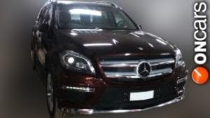 2013 Mercedes Benz GL-class starts traveling to dealerships; model and availability details revealed