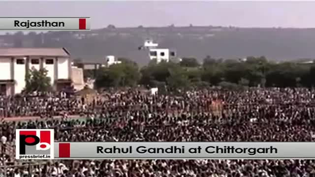 Rahul Gandhi: The major difference between Congress and BJP is in ideology