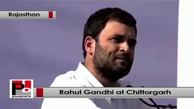 Rahul Gandhi: Youth will gain with new corridor immensely