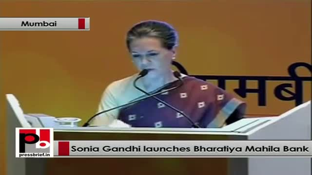 Sonia Gandhi: Empowering women means empowering India