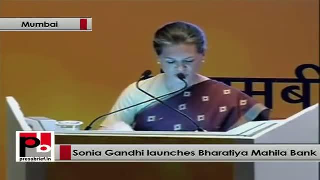 Sonia Gandhi: I hope Mahila Bansk will ensure ensure gender justice and equality