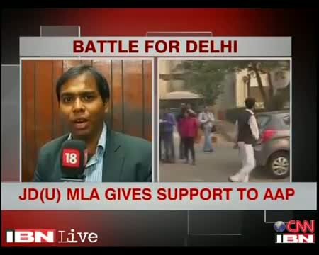 Is Delhi heading for a re-poll?