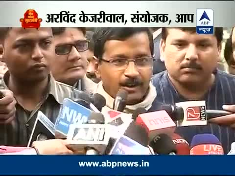 Kejriwal sticks to stand of neither taking nor lending support