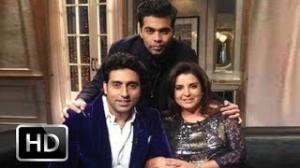 Koffee With Karan (Season 4) - Abhishek & Farah Khan - Part3