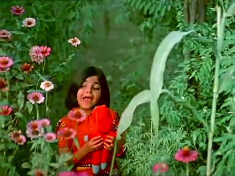 Kali Re Kali Re Tu Toh Kali Hai - Superhit Children Hindi Song - Minoo (1977)