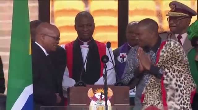 World Leaders Gather to Honor Mandela