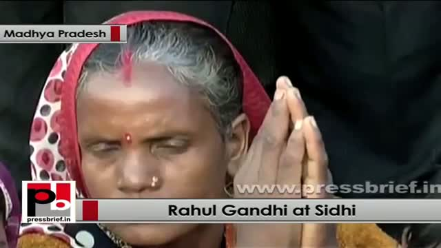 Rahul Gandhi: Congress doesn't believe in divide and rule