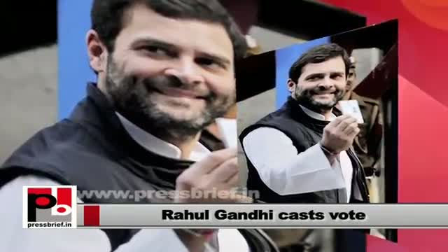 Rahul Gandhi: A responsible citizen, energetic leader of India