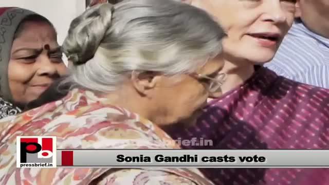 Sonia Gandhi: A responsible leader with progressive vision
