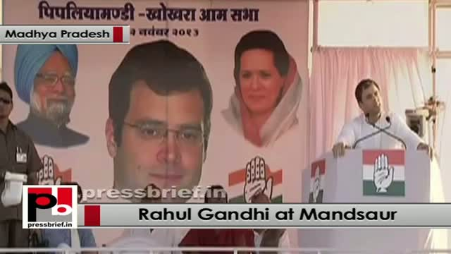 Rahul Gandhi: Congress has fulfilled every promises