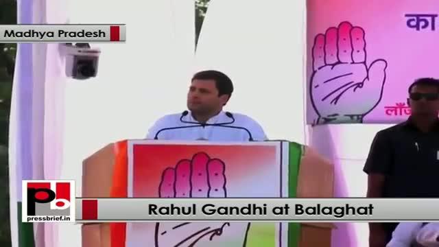 Rahul Gandhi in Madhya Pradesh strikes chord with the Youth