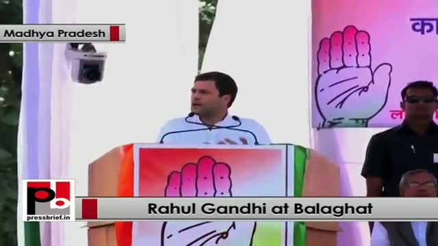 Rahul Gandhi: Our schemes and policies are for every citizen of India