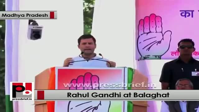 Rahul Gandhi: Congress contributed more in development than NDA