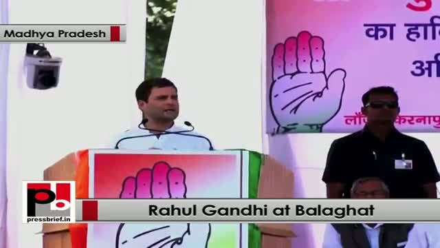 Rahul Gandhi: BJP asks questions but it doesn't answer any