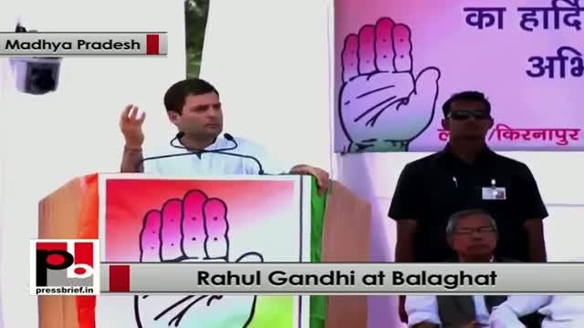 Rahul Gandhi: We ensured more land-rate to tribals than the market price