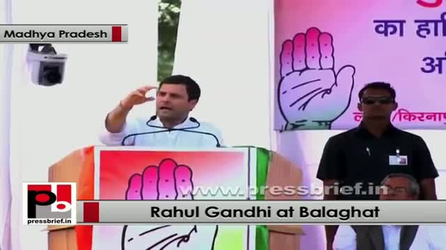 Rahul Gandhi: We brought RTI to tackle the corruption