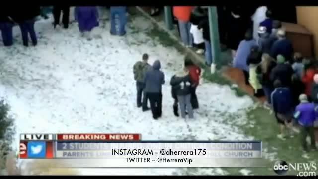 Arapahoe High school Shooting In Colorado