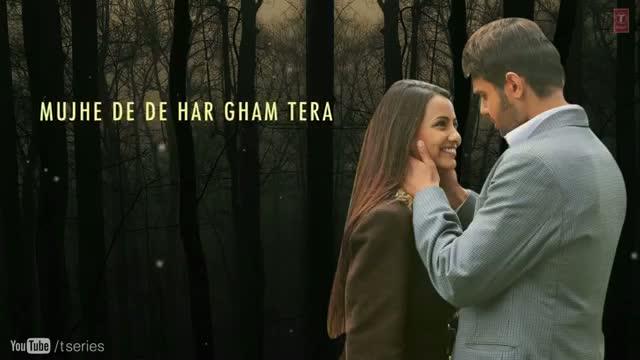 Mujhe De De Har Gham Tera Full Song with Lyrics - Haunted Movie - Aftab Shivdasani & Tia Bajpai