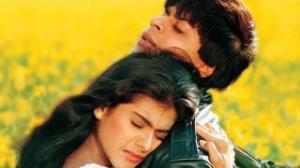 Tujhe Dekha To Song - Dilwale Dulhania Le Jayenge - Shahrukh Khan & Kajol