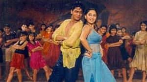 Koi Ladki Hai Song - Dil To Pagal Hai (1997) - Shahrukh Khan & Madhuri Dixit