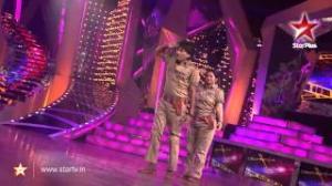 Nach Baliye 6 - Raju Srivastav and Shikha's Entertaining Act - 15th December 2013