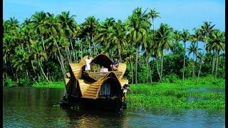 Alappuzha Beautiful Backwaters Houseboat Alleppey Kerala India