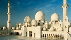 Worlds Grandest Mosque, Sheikh Zayed Grand Mosque, Abu Dhabi 2013