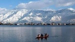 Beautiful Dal Lake Srinagar Shikara Boat Ride Kashmir India 2013 Full HD