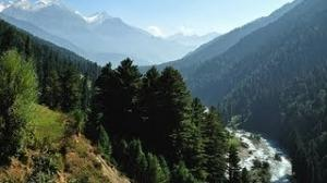 Beautiful Betaab Valley Pahalgam Kashmir India 2013 Full HD