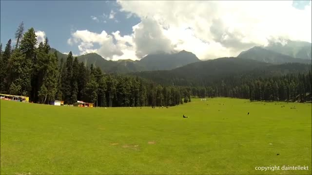 Baisaran Pahalgam India's Switzerland kashmir India 2013 Full HD