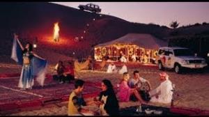 Dubai Desert Safari Tour Belly Dance 2013 Full HD