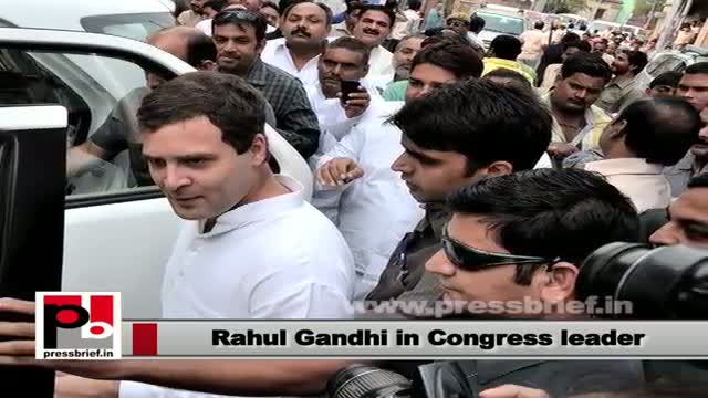 Rahul Gandhi: A polite leader with big vision to serve the masses