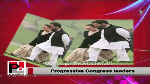 Rahul Gandhi, Sonia Gandhi : Leaders with a purpose to serve the nation