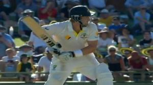 Shane Watson 103 Highlights in 2nd Innings - 3rd Test Perth (Ashes 2013)