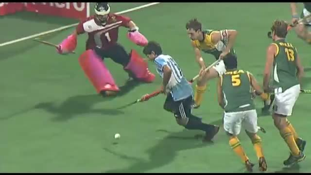 Goal of the day - Men's Hero Hockey Junior World Cup India Playoff [14/12/2013]