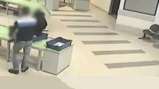 Airport's Security Officer Saves A Baby In An Amazing Catch