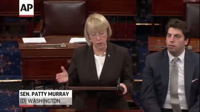 Budget Bill Moves Toward Final Passage in Senate