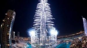 Majestic Burj Khalifa At the Top Dubai 828m 2013 Full HD