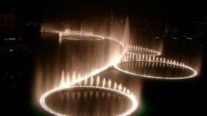 Arabic Dubai Fountain Show Burj Khalifa Day Night 2013 Full HD
