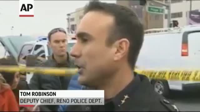 Reno Police Trying to ID Med. Center Gunman