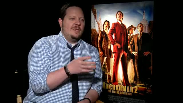 NBATV's Lang Whitaker Interviews 'Anchorman 2' Cast